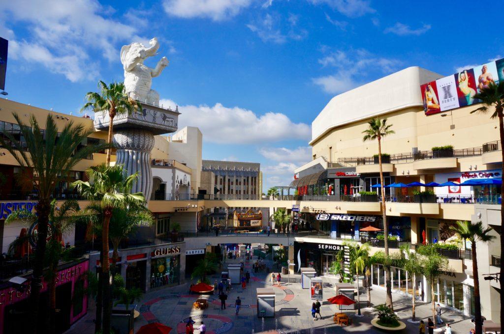 ハリウッド&ハイランドセンター