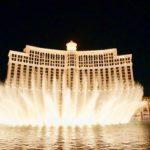 ベラージオ:噴水ショー