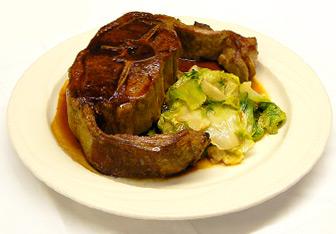 Mutton Chop