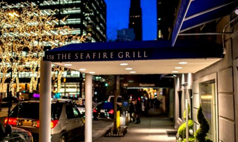 The Sea Fire Grill
